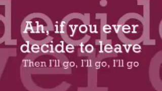 YouTube - Kenny Chesney-Somewhere with you [Lyrics]