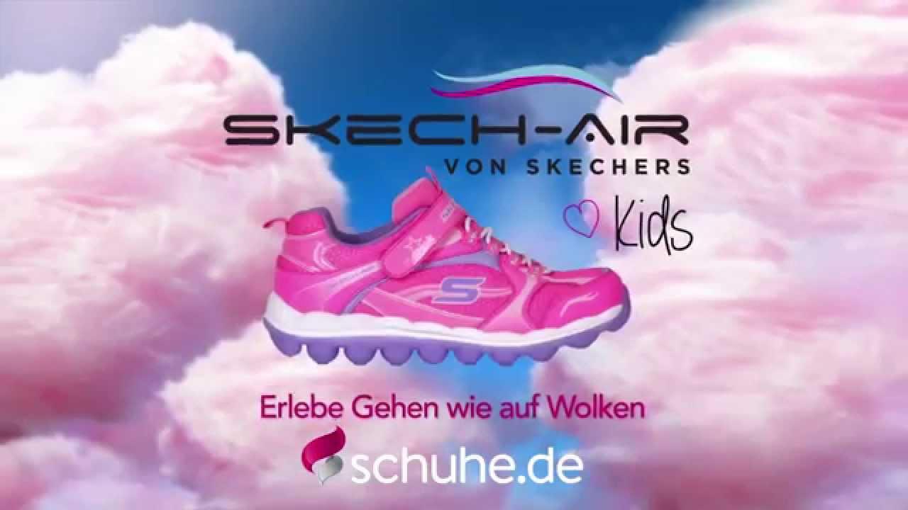 Skechers Skech Air Mädchenschuhe TV Werbung 2015 |