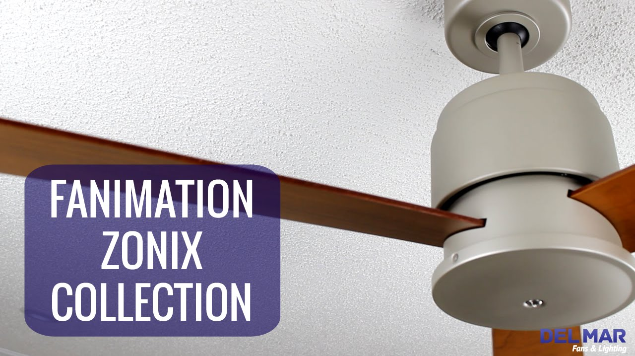 Fanimation zonix ceiling fan collection youtube aloadofball Images