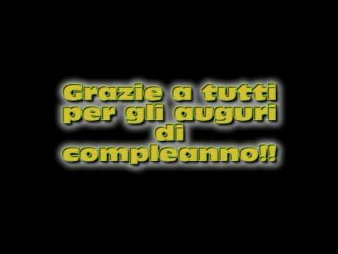 Top grazie per gli auguri.mp4 - YouTube OO88