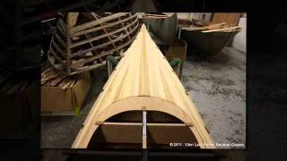 The Art Of Making A Kayak