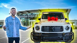 MY BRAND NEW CAR!! (2021 Mercedes Benz AMG G-Wagon LIMITED EDITION)