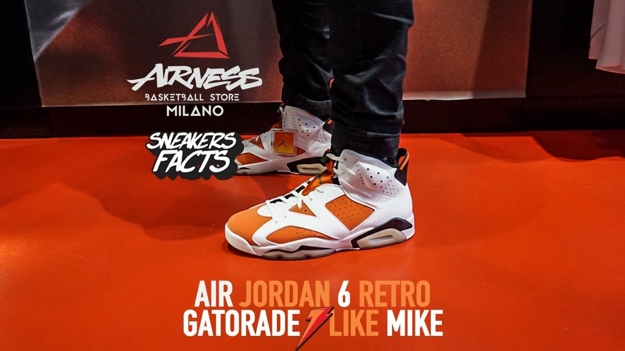 1b47b9c81bf Sneakers Facts #REVIEW - Air Jordan 6 Retro