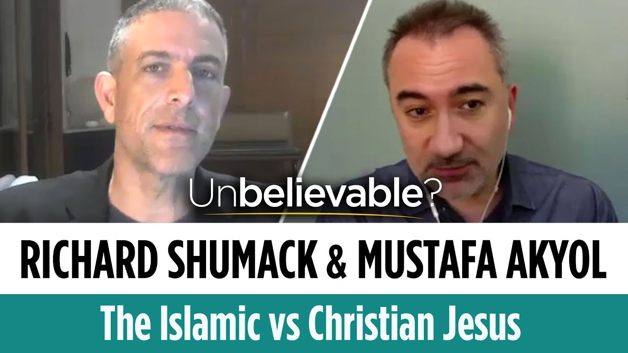 The Jesus of Christianity and Islam: Can we reconcile the two? Richard Shumack & Mustafa Akyol