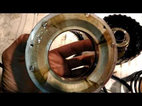 Фото к видео: ремонт АКПП Mazda Millenia