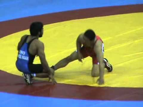narsingh yadav 2 Wrestling