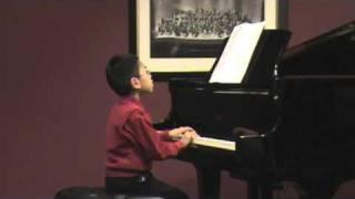 Niko's Piano Recital