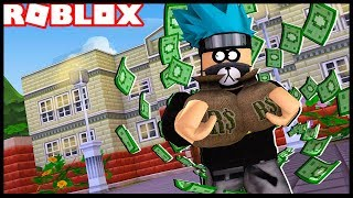 ROB THE MANSION OBBY | ROBLOX