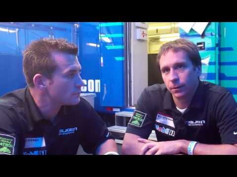 Interview with Falken Tire's Brian Sellers and Wolf Henzler