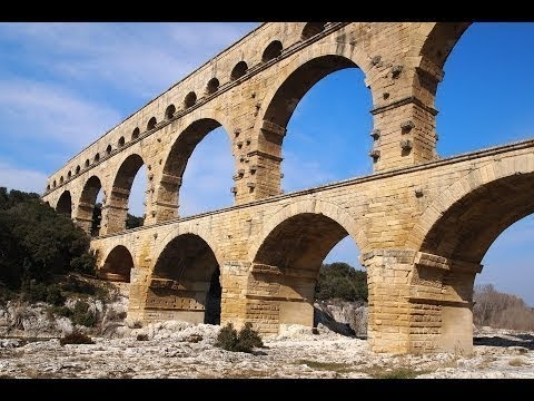 History Channel Documentary   -  Megastructures   Roman Architecture