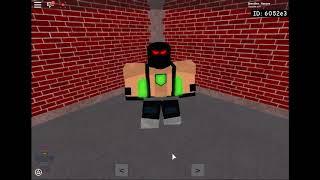 Roblox SHL II How to make Bane