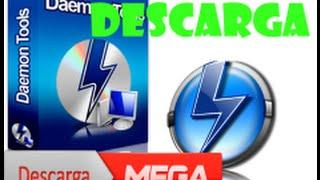 DESCARGAR DAEMON  TOOLS LITE  full español  gratis (MEGA)
