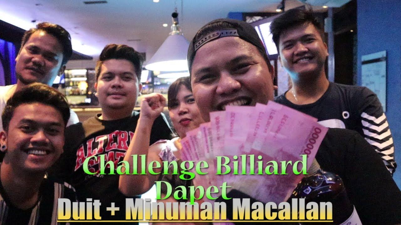 Challenge Duit 1juta 💰 dan 1 btl Macallan