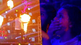 بوي باند - رسالة من كل ابن من حفلة مارينا وحادثة النار في وش هشام جمال