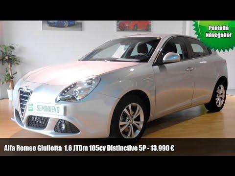 Prova Alfa Romeo Giulietta 1.6 JTDm Distinctive - Littlegeek