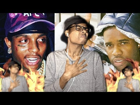 Flow GODS! | Asap Ferg & Ski Mask The Slump God - I Love Your Aunt | Reaction