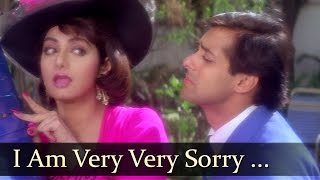 I Am Very Very Sorry Tera Naam - Salman Khan - Sridevi - CHand Ka Tukda - Bollywood Hit Songs