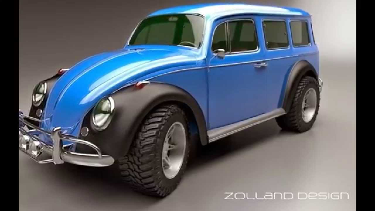 2015 Zolland Design Volkswagen Beetle 4x4 Youtube