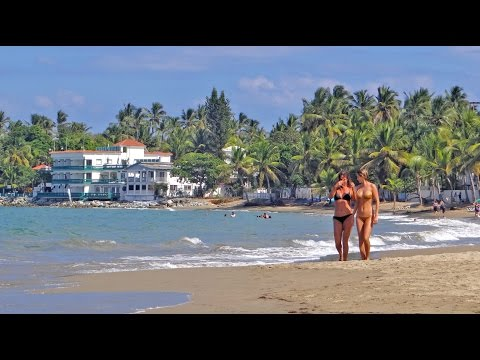 Cabarete Beach , Dominican Republic HD