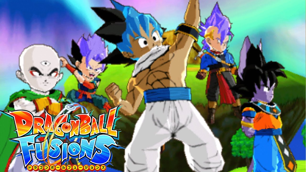 EX FUSIONS GOKU BEERUS FUSION GEERUS Dragon Ball Fusions Gameplay