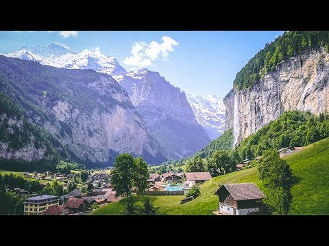 Switzerland Alps - The Most Beautiful Place | Film By TheKays