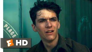 Dunkirk (2017)   Running To The Beach Scene (1/10)   Movieclips