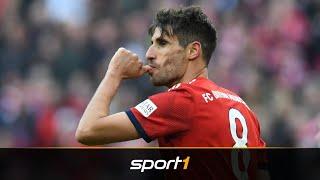 So plant Javi Martinez seine Bayern-Zukunft | SPORT1 - TRANSFERMARKT