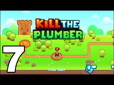Kill the Plumber World - Gameplay Walkthrough Part 7 - World 6: Levels 73-84 (iOS, Android