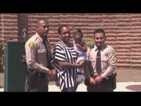 Heroic Los Angeles Sheriff's deputies save choking girl
