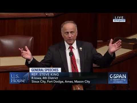 "Congressman King: ""Life is Always #1, Mr. Speaker."""