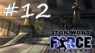 Прохождение Star Wars: The Force Unleashed (PC) #12 - Храм Джедаев (DLC)