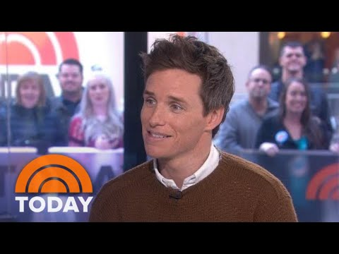 Eddie Redmayne On 'Fantastic Beasts' And Being A Dad | TODAY