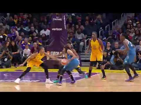 Maya Moore Drops 31 Points to Force Game 5 vs. Sparks