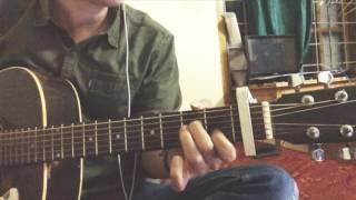 Cafe, Thuốc Lá & Những Ngày Vui -  Thế Bảo | Guitar cover