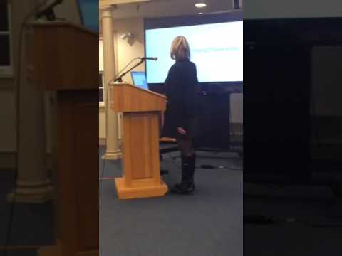 Assistant Attorney General Joee Lindebeck's presentation on marijuana to the Middletown Town Council