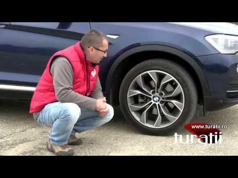 BMW X3 2,0l 20d xDrive explicit video 1 of 2
