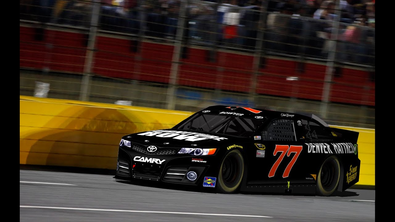 Nascar Racing 2003 Painting Timelapse Markjeff531 Mock
