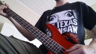 TOOL - Prison Sex bass cover