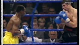Joe Calzaghe vs Chris Eubank P2 (the fight)