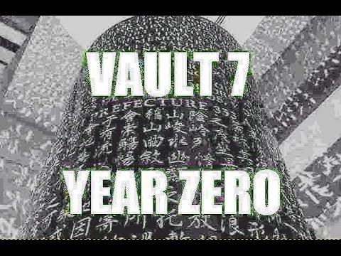 #VAULT7 Year Zero: CIA Universal Spying &