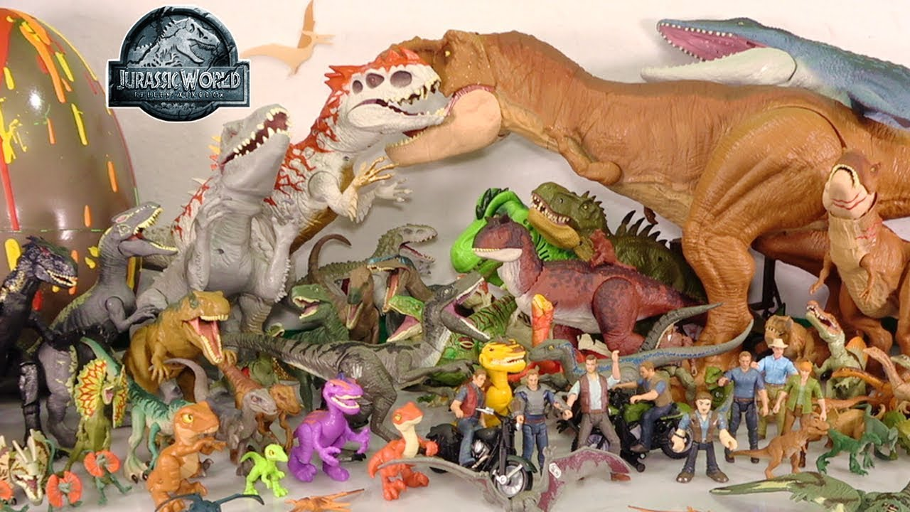 My Huge Jurassic World Movie Dinosaur Toys Collection 100 Toy Dinosaurs Surprise Dino Egg Youtube All trades and sales are conducted at the members' own risk. my huge jurassic world movie dinosaur toys collection 100 toy dinosaurs surprise dino egg