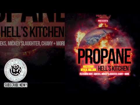 PROPANE - WHENEVER YOU CALL (PROD. BY DELSZ) [HELL