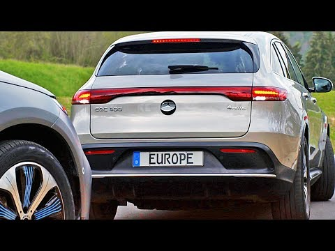 Mercedes-Benz e-Sound DEMO – Warning Sound for Electric Cars