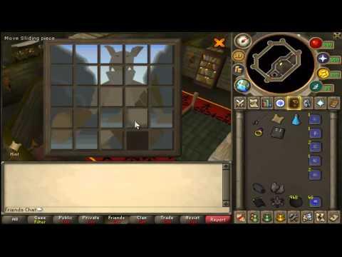 Runescape Puzzle Box Guide