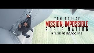 TRAILER Mission  Impossible Rogue Nation 2015 (TOM CRUISE)