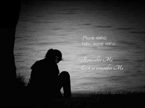 "Even So Remember Me (""Tobu Mone Rekho"") - Tagore Love Song by Sraboni Sen 