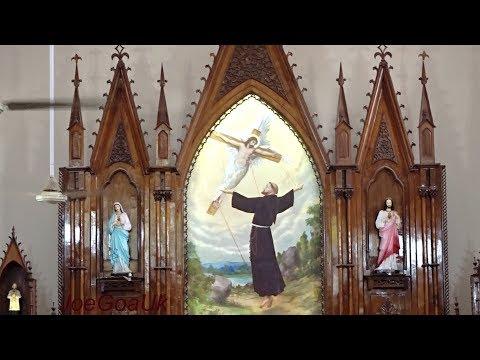 St  Anthony Relics at Monte de Guirim