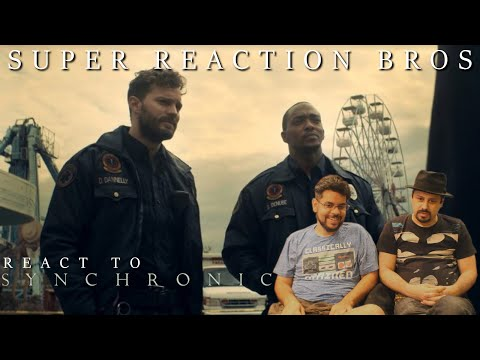 SRB Reacts to Synchronic | Official Trailer
