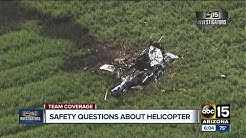Was helicopter involved in Fountain Hills crash fit to fly?