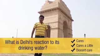 How well do Delhites know the water they consume?